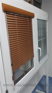 Žaluzie na plastová okna