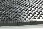 Rohož gumová stájová 120x183 cm, v. 17 mm