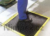 Gumová protiůnavová podlahovina  SANIPA