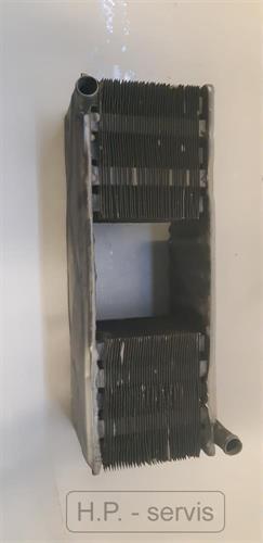 radiátor topení MTS