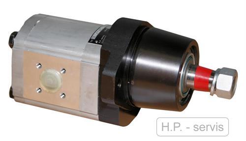 HPC016LBDK3V - oprava