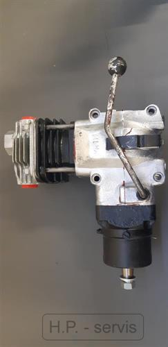 kompresor II UŘ ( bez řemenic )