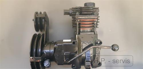 kompresor II UŘ (kompletní)