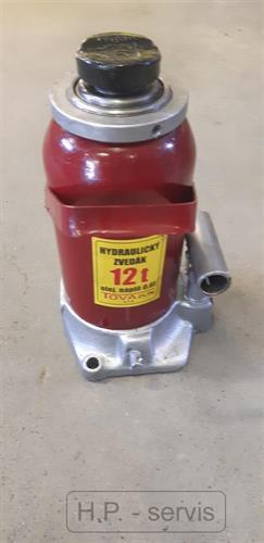 Hydraulický zvedák 12t