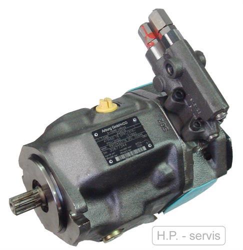 Kopie - Moog / Bosch radiální pístový hydrogenerátor